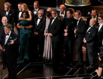 奧斯卡 90 年慶,多部電影瓜分28 個獎項
