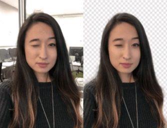 新 Google 人工智能科技讓你瞬間切換照片背景