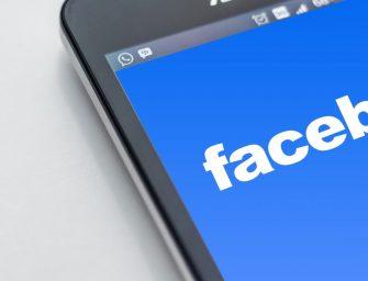 臉書為新聞媒體開放「突發新聞」新功能,一天限用一次