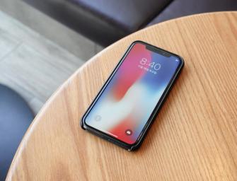 蘋果傳新一代的 iPhone 可能會取消屏幕頂部的 Notch 瀏海——本來就不應該有的啦!
