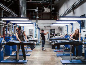 李維斯研發新科技,讓你的嶄新牛仔褲穿出舊化效果