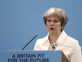 英首相:不会容忍来自俄罗斯的威胁