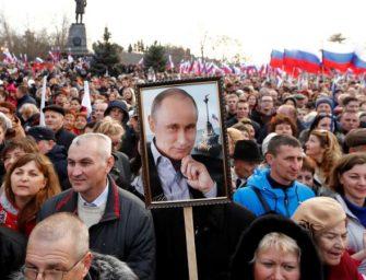 俄罗斯总统普京轻易赢得第四任期