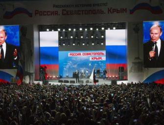 俄总统大选如同演戏 普京连任无悬念但命运难测