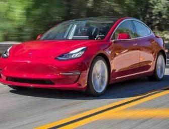 美國最暢銷的電動汽車是什麼?不用想,當然是特斯拉啦!