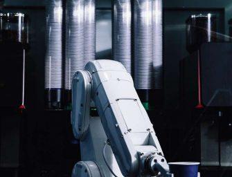 機器人調製的咖啡是什麼味道?自己去試試就知道了!