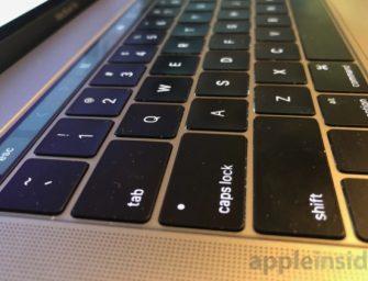 蘋果被集體訴訟了,這次原因是 MacBook 上面的蝴蝶鍵盤
