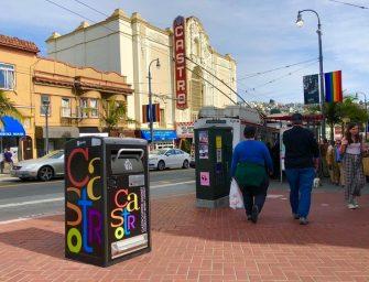 """Castro 區將迎來""""智能垃圾桶"""",街道將更加乾淨"""