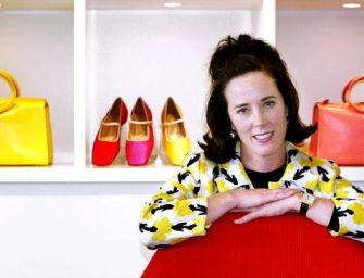 創新時裝設計師 Kate Spade 自殺身亡