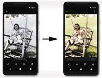 Google 最新 AI 機器人可以給黑白視頻上色