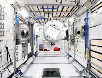 Space X 要派机器人进入空间站了