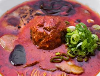 【美食速遞】又一家超好吃的拉麵館在灣區開業,絕對夠贊哦