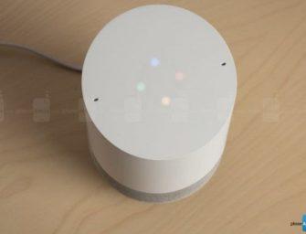 Google Home 智能音箱今年第二季度销量增长猛超亚马逊 Echo