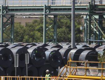 美国同意取消对加拿大和墨西哥征收的钢铝关税