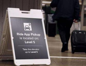 三藩市国际机场实施新规,网约车不可路边载客!乘客司机需前往指定地点