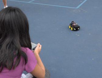 AI时代来临 人工智能从娃娃抓起?