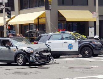 特斯拉舊金山市區失控,導致路人一死一傷