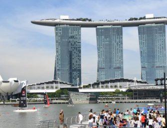 中国否认对新加坡华人施加影响