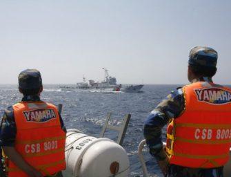 越南要求中国勘探船离开越南专属经济区