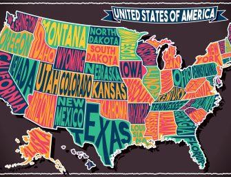 2019全美最适宜 & 最不适宜居住的州排名出炉,你选对地方了吗?