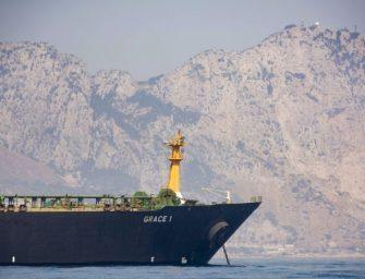 直布罗陀不顾美国反对释放了被扣押的伊朗油轮