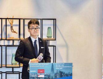 中国承认拘留英国驻香港领事馆一雇员