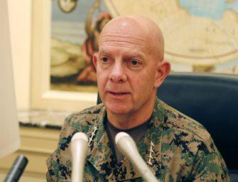 美国海军陆战队司令:亚洲盟国间的裂痕令人担忧
