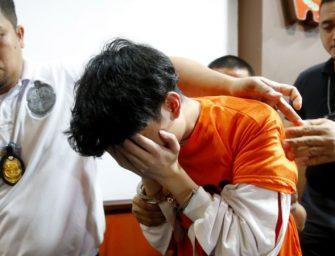 320多名中国非法移民在菲律宾被捕