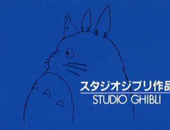 吉卜力作品将首次搬上流媒体!以后可以在这里看宫崎骏动画啦~~
