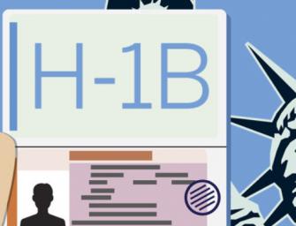 注意了!在美工作签证H1-B批准率已连续2年下降
