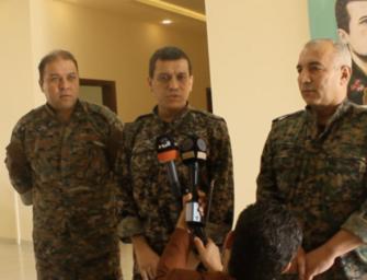 VOA专访:叙库尔德武装主帅称对美信任处在最低点