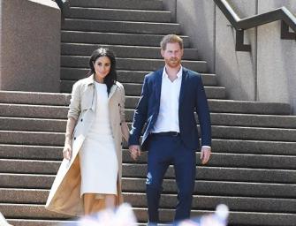 哈里王子和梅根王妃紀錄片出爐,皇室真實生活是這樣的….