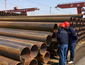 奇怪的拯救,中国集团收购英国钢铁为哪桩?