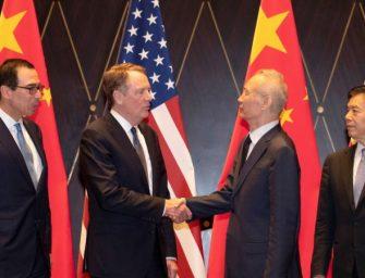美中继续贸易谈判 专家:RCEP对中国很重要
