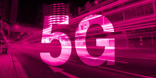全美第一?T-Mobile率先推出5G服务