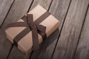 take home spa party gift box