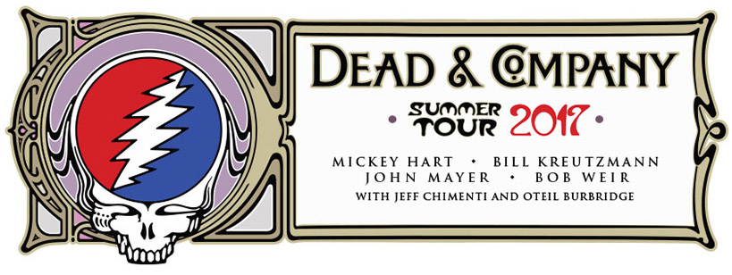 Visuals for Dead & Co 2017