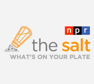 NPR: The Salt; What's On Your Plate