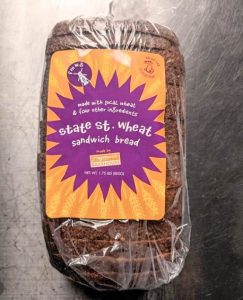 Bagged Zingerman's Bakehouse State St. Wheat Sandwich Bread