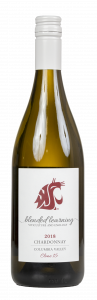 Bottle of 2018 Clone 15 Chardonnay