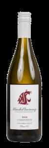 Bottle of WSU 2018 Clone 95 Chard