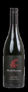 Bottle of 20167 WSU Red Blend