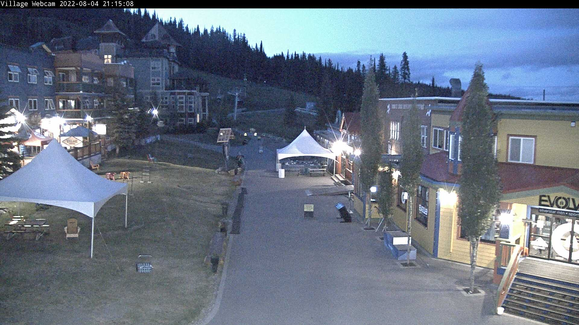 SilverStar Village Webcam