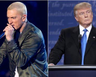 Eminem Donald Trump Diss Track