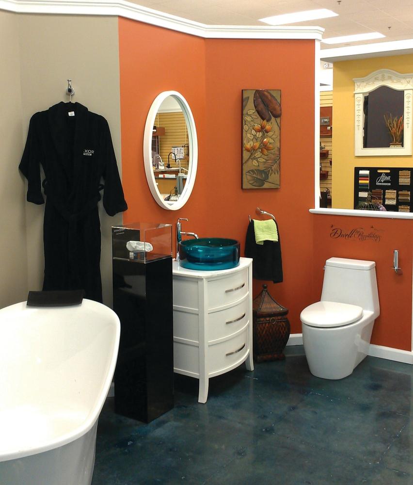 Coastal Plumbing Supply Kitchen Bath Showroom: Showroom Showcases Plumbing In Style