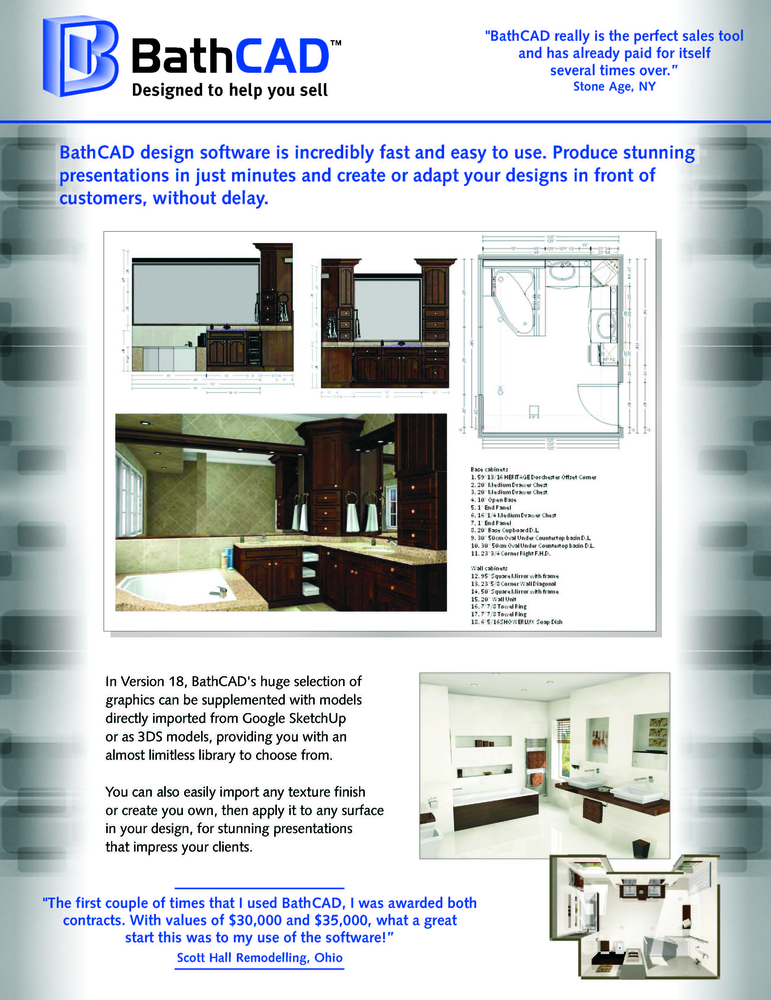 Bath Design Software Kitchen Bath Design