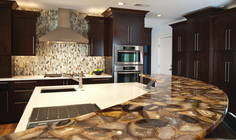 Countertops Take Center Stage For Residential Pro