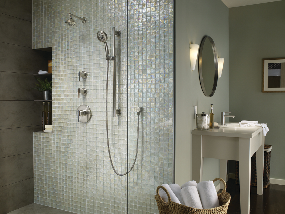 Shower systems for residential pro for Danze inc