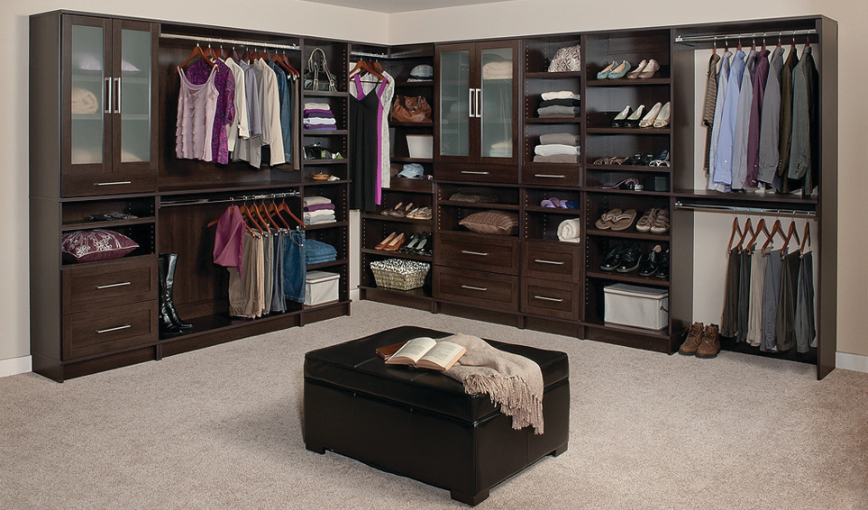 Woodtrac closets for residential pro for Woodtrac closets