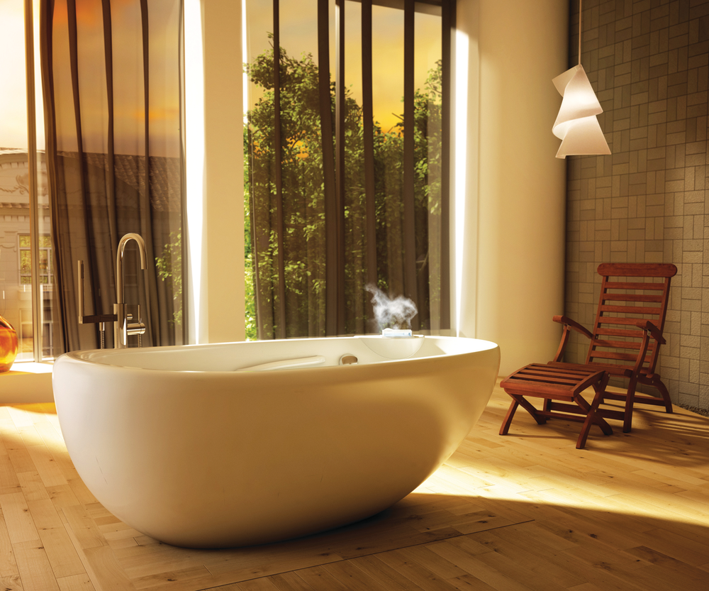 ThermaSens Therapeutic Tub   For Residential Pro